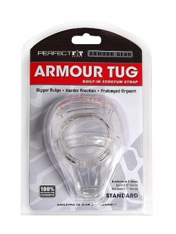 PERFECT FIT ARMOUR TUG - TRANSPARENTE - Imagen 2